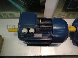 厂家直销卧式90KW三相异步感应式电机