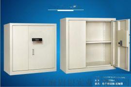 固銀保密櫃GY505 高檔文件櫃 雙門單層文件櫃