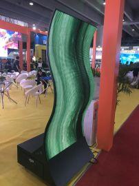 LED大屏用于楼盘展示优势P2显示屏效果