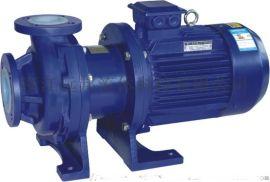 衬氟耐腐蚀磁力泵化工泵