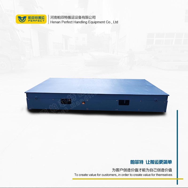 橡胶制品电动搬运车 耐火材料无轨转运车非标定制