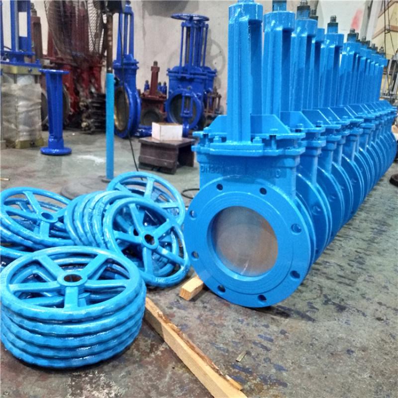 手動耐磨刀閥 洗煤礦專用定製耐用閘閥硬質合金插板閥