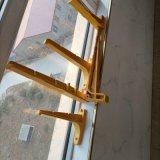 电力隧道树脂电缆托架三联式玻璃钢电缆支架