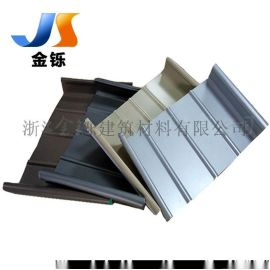 铝镁锰屋面板生产厂家 65-430/400型铝镁锰板 金属屋面板