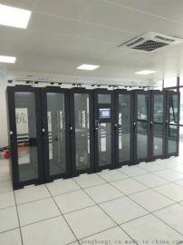浙江杭州小型智能一体化绿色模块化节能智能机房机柜