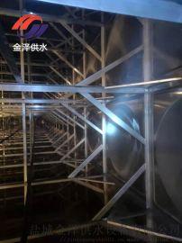 湖南衡阳不锈钢焊接水箱厂家安装