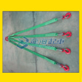 四腿吊带成套索具,化工安全吊带索具