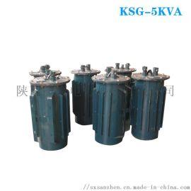 煤矿  防爆变压器KSG-10kva380转36V
