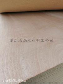 杨木LVL板仿芯碎心多层胶合板家具板