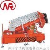 伸缩套缸升降机 6-20米套缸升降梯 套缸升降平台