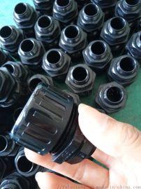 PA尼龙塑料接头金属软管专用