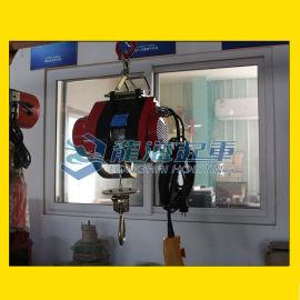 龙升悬挂式微型电动葫芦,100kg~250kg
