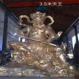 寺庙铜雕    厂家 铸铜    铜佛像生产厂家