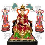 三霄娘娘佛像 无圣  雕塑