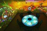 沉浸式投影在餐飲行業的應用,天津沉浸式餐廳