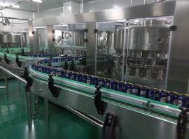 (订购)小型饮料加工设备 谷物杂粮饮料生产线 2000罐谷物饮料灌装设备