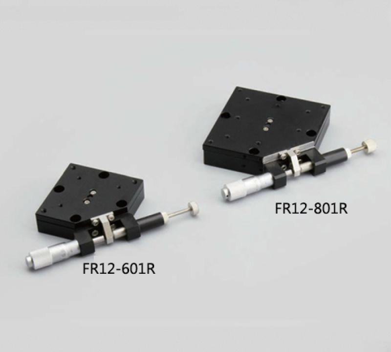 旋轉臺FR12-601,旋轉定位臺FR12-801