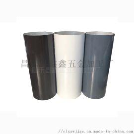 阳光房排水管生产厂家 铝合金雨水管落水管