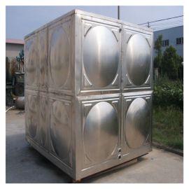 江苏节能水箱 楼顶玻璃钢消防水箱