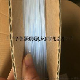 鸿鑫厂家供应Φ4透明铁氟龙热缩管PTFE热缩管