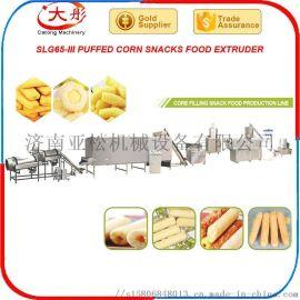 休闲膨化食品机械. 通用型夹心米果生产线