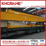 LDA型电动单梁起重机起重量1t吨跨度15m米行车