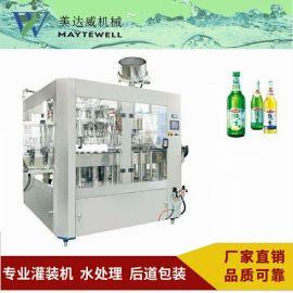 桶装饮用水生产线,反渗透纯净水设备