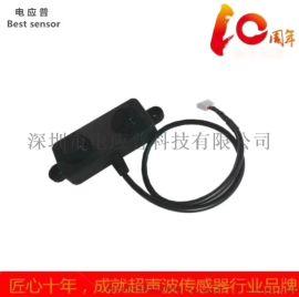 超声波传感器   避障检测