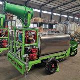 绿化施工小型洒水车, 1.5方工程三轮洒水车