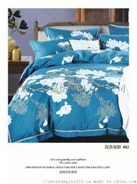 秋冬新款现货磨毛床上用品四件套床单被套