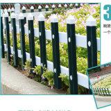 陝西榆林市政道路pvc護欄 草坪花園護欄