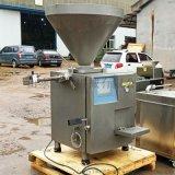 厂家  液压灌肠机_不锈钢红肠灌装成套设备多少钱