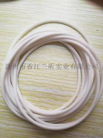 硬度30度硅胶条 40度密封条 O型圈 硅橡胶垫圈