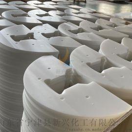 矿用爬坡刮板输送机高分子刮板耐磨损高分子衬板厂家