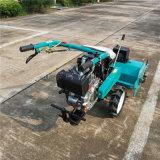 小型自走式秸稈打草機, 園林菜地秸稈還田機
