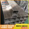 廣東佛山大口徑厚壁方管304,不鏽鋼方管