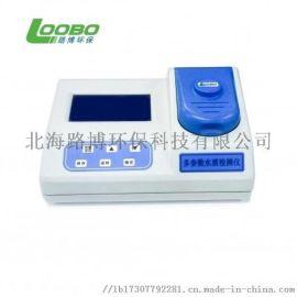 路博水质分析仪三合一多参数测量