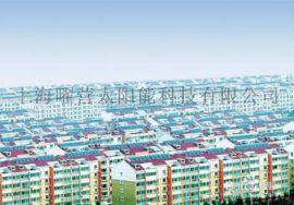 上海松江小区配套太阳能热水工程厂家直销