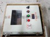 防爆可视观察仪表接线箱