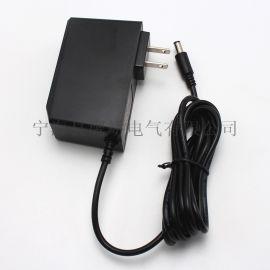 厂家直供 12V3A充电器 美规12V电源适配器