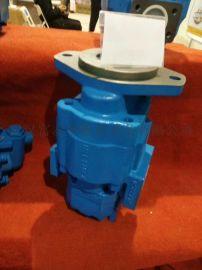 山工工程机械液压泵 JHP高压齿轮泵 三联齿轮泵厂家价格