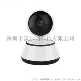 V380小型无线婴儿监控器小狗WiFi智能摄像头