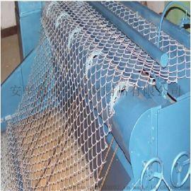 亚奇边坡防护网现货 植草喷播勾花网 厂家供应