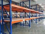多层仓库货架重型仓储架通廊式货架多层储藏钢架