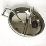 椭圆型人孔主要用在食品、饮料、制药工业领域罐设备上