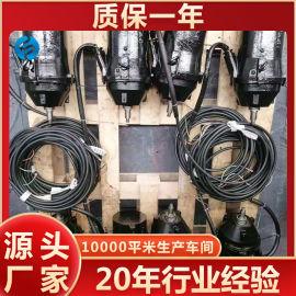 潜水搅拌机 铸件式潜水搅拌机 质保一年 兰江