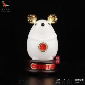 南京年会纪念品 周年礼品 水晶工艺品制作