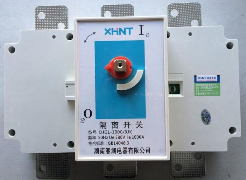 湘湖牌VBTA-12T1250/31.5KA高压真空断路器点击