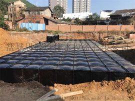 复合BDF大模块地埋箱泵一体化水池按需定做