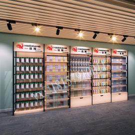 超市货架晨光文具店展示架新款货架